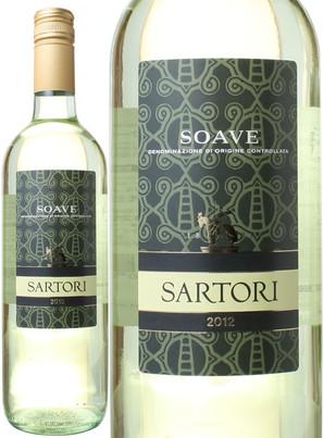 サルトーリ ソアーヴェ [2018] <白> <ワイン/イタリア> ※ヴィンテージが異なる場合があります。