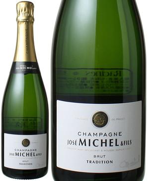 ジョゼ・ミッシェル ブリュット・トラディション NV <白> <ワイン/シャンパン>