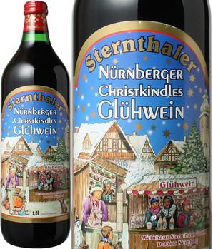 グリューワイン(ホットワイン) 1000ml NV シュテルンターラー <赤> <ワイン/ドイツ>