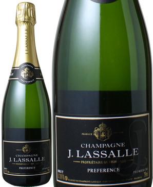 ジュール・ラサール ブリュット・プレファレンス NV <白> <ワイン/シャンパン>
