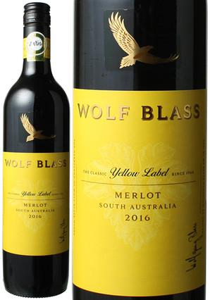 ウルフ・ブラス イエローラベル メルロー [2016] <赤> <ワイン/オーストラリア>