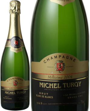 ミッシェル・チュルジ ブラン・ド・ブラン ミレジム [2004] <白> <ワイン/シャンパン>