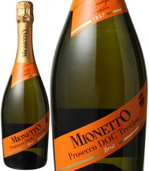 プレステージ コレクション プロセッコ トレヴィーゾ ブリュット NV ミオネット <白> <ワイン/スパークリング>