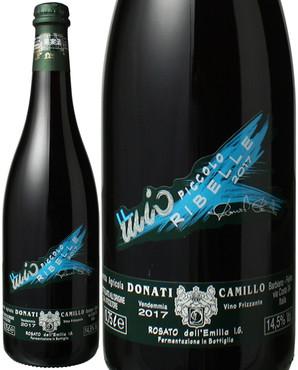 ピッコロ リベッレ フリッザンテ [2017] カミッロ・ドナーティ <ロゼ> <ワイン/イタリア/スパークリング>