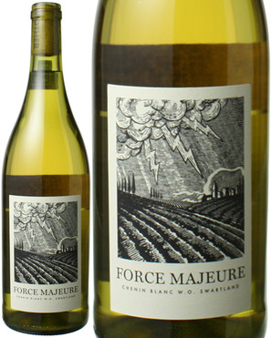 フォース・マジュール シュナン・ブラン [2017] マザー・ロック・ワインズ (ヨハン・メイヤー) <白> <ワイン/南アフリカ>
