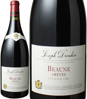 ボーヌ プルミエ・クリュ レ・グレーヴ マグナムサイズ 1.5L [2008] ジョセフ・ドルーアン <赤> <ワイン/ブルゴーニュ>