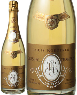 ルイ・ロデレール クリスタル [2006] <白> <ワイン/シャンパン>