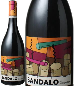 サンダーロ D.O.マンチュエラ (カベルネ・フラン、シラー) [2015] アルト・ランドン <赤> <ワイン/スペイン>
