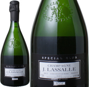 ジュール・ラサール スペシャルクラブ ブリュット [2006] <白> <ワイン/シャンパン>
