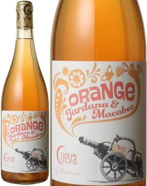 オレンジ・バイ・マリアーノ DO ウティエル・レケーナ [2016] ボデガ・クエヴァ <白> (オレンジワイン) <ワイン/スペイン>