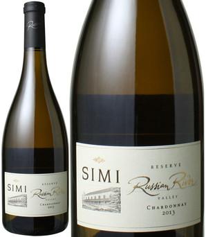 シミ リザーヴ・シャルドネ ロシアン・リヴァー・ヴァレー [2015] シミ・ワイナリー <白> <ワイン/アメリカ> ※ヴィンテージが異なる場合があります。