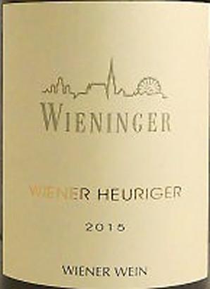 ウィーナー・ホイリゲ [2017] ヴィーニンガー <白>  <ワイン/オーストリア>