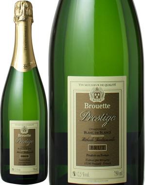 ブルエット・ブラン・ド・ブラン NV <白> <ワイン/ボルドー/スパークリング>