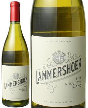 ルーレット・ブラン [2012] ラムズフック (クレイグ・ホーキンス/ヤルゲン・ガウズ) <白> <ワイン/南アフリカ>