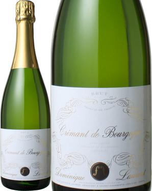 クレマン・ド・ブルゴーニュ NV ドミニク・ローラン <白> <ワイン/ブルゴーニュ/スパークリング>