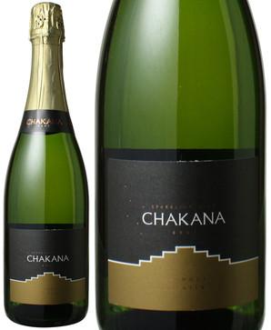 チャカナ スパークリング・ワイン ブリュット NV <白> <ワイン/スパークリング>