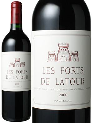 レ・フォール・ド・ラトゥール  [2000] <赤> <ワイン/ボルドー>