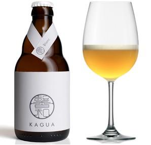 馨和(かぐあ) KAGUA Blanc (白) 8.0% 330ml