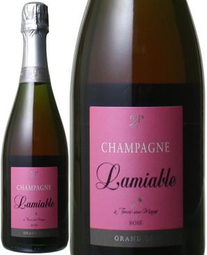 ラミアブル ロゼ・ブリュット グラン・クリュ NV <ロゼ> <ワイン/シャンパン>