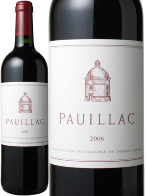 ポイヤック・ド・ラトゥール [2006] <赤> <ワイン/ボルドー>