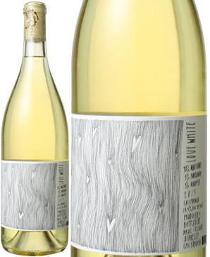ラブ・ホワイト [2016] ブロック・セラーズ <白> <ワイン/アメリカ>