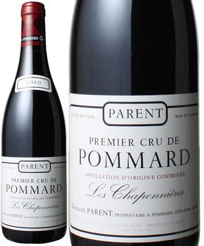 ポマール プルミエ・クリュ レ・シャポニエール [2010] ドメーヌ・パラン <赤> <ワイン/ブルゴーニュ>