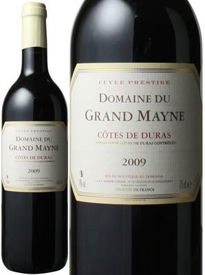 コート・ド・デュラス [2009] ドメーヌ・デュ・グラン・メイヌ <赤> <ワイン/フランス南西部>