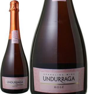 ウンドラーガ スパークリング ブリュット・ロゼ NV <ロゼ> <ワイン/チリ/スパークリング>