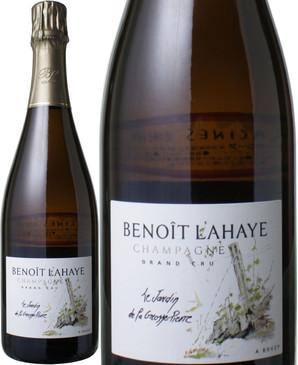 【10%OFF!!】ブノワ・ライエ ブリュット・ナチュール ル・ジャルダン・ド・ラ・グロス・ピエール・GCブジィ NV <白> <ワイン/シャンパン>