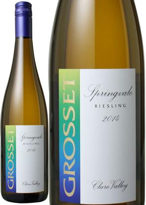 スプリングヴェイル リースリング [2014] グロセット <白> <ワイン/オーストラリア>