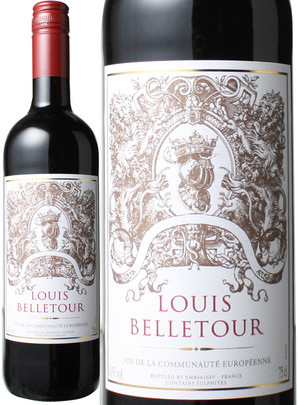 ルイ・ベルトゥール NV <赤> <ワイン/フランスその他>