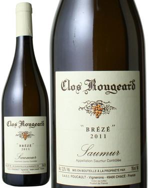 ソーミュール・ブラン ブレゼ  [2012] クロ・ルジャール <白> <ワイン/ロワール>
