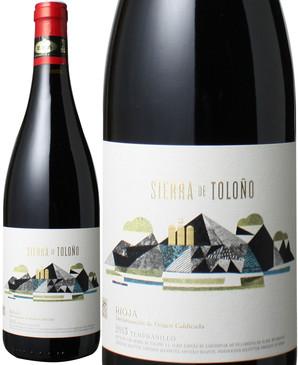 シエラ・デ・トローニョ・リオハ [2015] シエラ・デ・トローニョ <赤> <ワイン/スペイン>