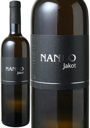 ヤーコット・ブラックラベル ベロ・スーホ・ヴィノ [2015] ナンド <白> <ワイン/スロヴェニア>