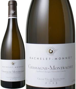 シャサーニュ・モンラッシェ [2013] バシュレ・モノ <白> <ワイン/ブルゴーニュ>