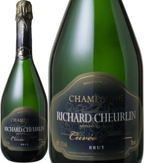 リシャール・シュルラン キュヴェ・アッシュ ブリュット NV <白> <ワイン/シャンパン>
