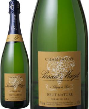 パスカル・マゼ プルミエ・クリュ ブリュット・ナチュール NV <白> <ワイン/シャンパン>