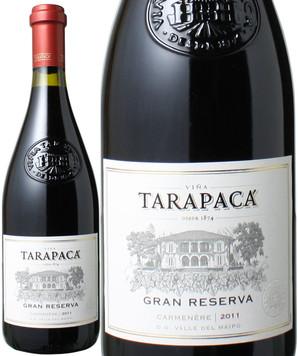 タラパカ グラン・レゼルバ カルメネール [2015] <赤> <ワイン/チリ>