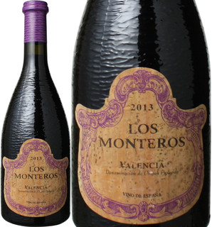 ロス・モンテロス ティント [2015] <赤> <ワイン/スペイン> ※ヴィンテージが異なる場合があります。