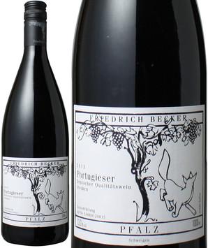 ベッカー ポルトギーザ 1000ml [2015] フリードリッヒ・ベッカー <赤> <ワイン/ドイツ>