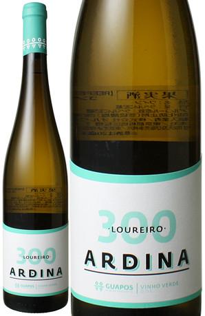【値下げ!】アルディナ・ローレイロ ヴィーニョ・ヴェルデ [2016] グアポス・ワイン・プロジェクト<白> <ワイン/ポルトガル>