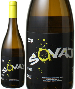 VDF ソヴァージュ [2015] ドメーヌ・ド・ラ・プティット・スール(アドリアン・ド・メロ) <白> <ワイン/ロワール>