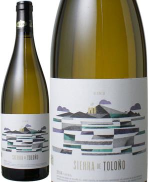シエラ・デ・トローニョ・ブランコ [2015] シエラ・デ・トローニョ<白> <ワイン/スペイン>