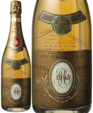 ルイ・ロデレール クリスタル [1985] <白> <ワイン/シャンパン>
