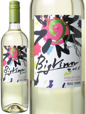 ビッグバン シャルドネ/セミヨン [2016] <白> <ワイン/チリ> ※ヴィンテージが異なる場合があります。