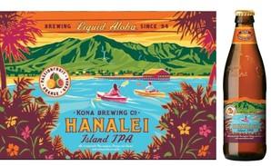 コナビール ハナレイ IPA (フルーツIPA) 4.5% 330ml