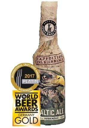 バルティック エール 7.5% 330ml インゼル醸造所 <ビール/ドイツ>