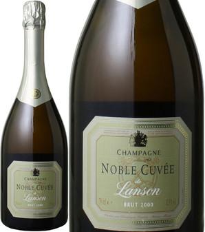 ランソン ノーブル・キュヴェ [2000] <白> <ワイン/シャンパン>