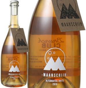 ブランチ・クラブ オルタナティブ ホワイト (ミュスカ・ド・フロンティニャン50% 、グルナッシュグリ50% ) [2018] ムーンシャイン  <白・マセラシオン> <ワイン/南アフリカ>