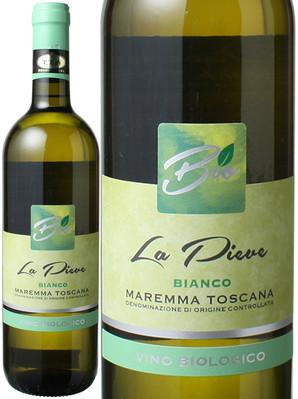 マレンマ・トスカーナ ビオ・ラ・ピエーヴェ・ビアンコ [2017] ビオ・ラ・ピエーヴェ <白> <ワイン/イタリア> ※ラベルデザインが異なる場合がございます